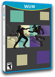 STEEL LORDS eShop cover (ALQE)