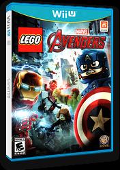 LEGO Marvel's Avengers WiiU cover (ALREWR)
