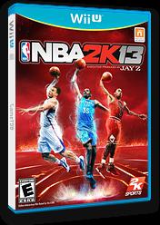 NBA 2K13 WiiU cover (ANBE54)