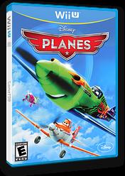 Disney Planes WiiU cover (APAE4Q)