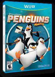 Penguins of Madagascar WiiU cover (APGEVZ)