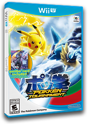 Pokkén Tournament WiiU cover (APKE01)