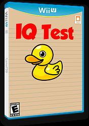 IQ Test eShop cover (AQTE)