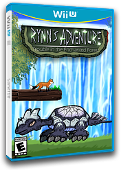 Rynn's Adventure: Trouble in the Enchanted Forest eShop cover (AR6E)