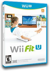 Wii Fit U WiiU cover (ASTE01)