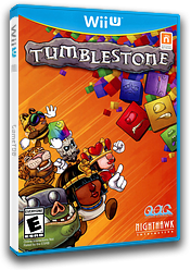 Tumblestone WiiU cover (AT7E6D)
