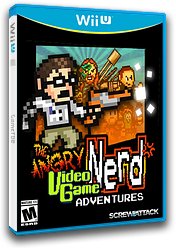 Angry Video Game Nerd Adventures eShop cover (AVGE)