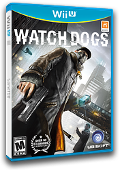 Watch Dogs WiiU cover (AWCE41)