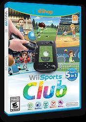 Wii Sports Club eShop cover (AWSE)