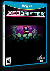 Xeodrifter eShop cover (AXJE)