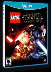 LEGO Star Wars: The Force Awakens WiiU cover (BLGEWR)