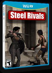 STEEL RIVALS eShop cover (BRCE)