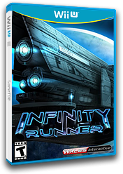 Infinity Runner eShop cover (BRNE)