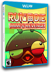 Run Run and Die eShop cover (BRRE)