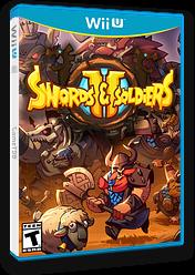 Swords & Soldiers II eShop cover (BS2E)
