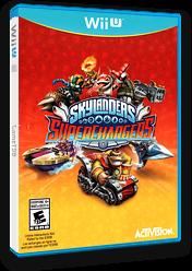 Skylanders: SuperChargers WiiU cover (BS5E52)