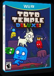 Toto Temple Deluxe eShop cover (BT2E)
