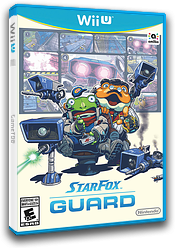 Star Fox Guard WiiU cover (BWFE01)