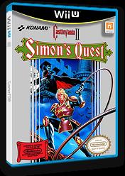 Castlevania II: Simon's Quest VC-NES cover (FB8E)