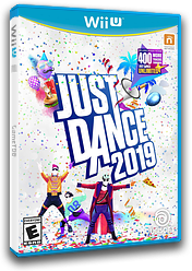 Just Dance 2019 WiiU cover (HJDE41)