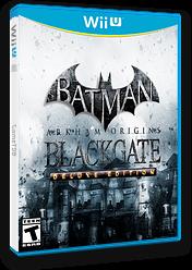Batman: Arkham Origins Blackgate - Deluxe Edition eShop cover (WBME)