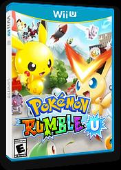 Pokémon Rumble U eShop cover (WCNE)