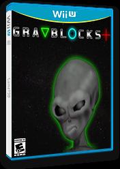 GravBlocks+ eShop cover (WGRE)