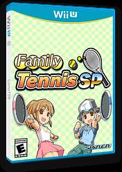 Family Tennis SP eShop cover (WLKE)