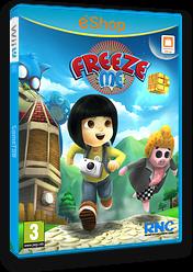 Freeze Me eShop cover (AF4P)
