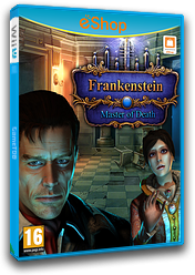 Frankenstein – Master of Death eShop cover (AFQP)