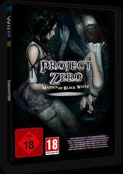 Project Zero: Maiden of Black Water WiiU cover (AL5P01)