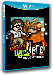 Angry Video Game Nerd Adventures eShop cover (AVGP)