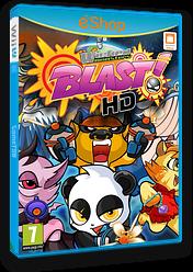 Wicked Monsters Blast! HD PLUS eShop cover (AWMP)