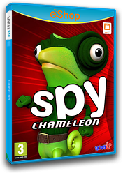 Spy Chameleon eShop cover (BC9P)