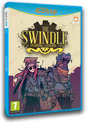 The Swindle eShop cover (BS7P)