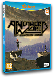 Another World: 20th Anniversary Edition eShop cover (WEUP)