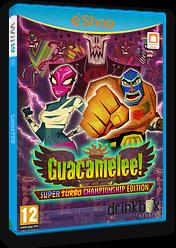 Guacamelee! Super Turbo Championship Edition eShop cover (WGCP)