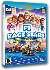 F1 Race Stars: Powered Up Edition eShop cover (AF9E)