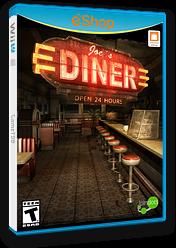 Joe's Diner eShop cover (AJAE)