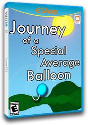 Journey of a Special Average Balloon eShop cover (AJBE)