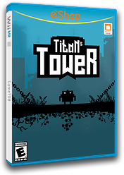 TITANS TOWER eShop cover (AK4E)