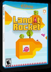 Land it Rocket eShop cover (AL6E)