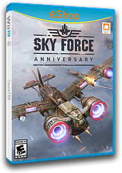 Sky Force Anniversary eShop cover (ANVE)