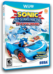 Sonic & All-Stars Racing Transformed WiiU cover (AS2E8P)