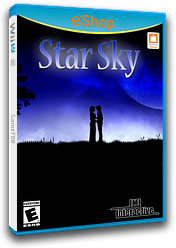 Star Sky eShop cover (ATZE)