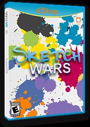 Sketch Wars eShop cover (AWRE)