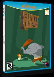 Elliot Quest eShop cover (BEQE)