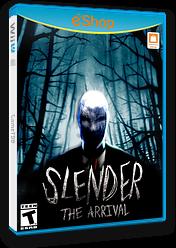 Slender: The Arrival eShop cover (BSAE)