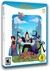 A World of Keflings eShop cover (WKLE)