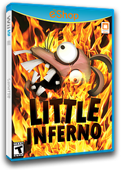 Little Inferno eShop cover (WLFE)